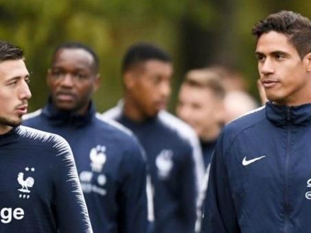 EdF : Raphaël Varane défend Clément Lenglet