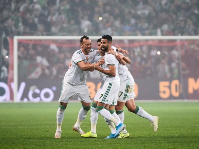 Soir de fête pour l'Algérie à Lille