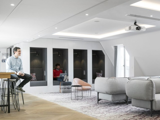 """Le nouveau """"nid"""" ultra stratégique d'Airbnb à Paris"""