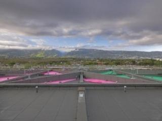 Première centrale photovoltaïque à l'Aéroport Roland Garros