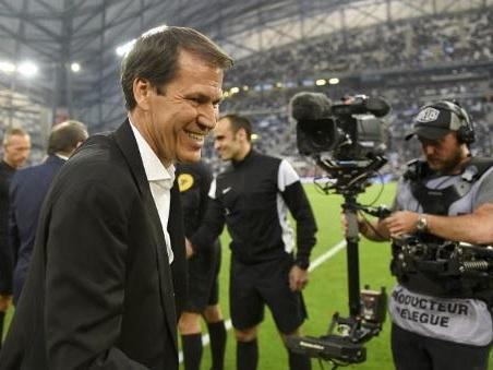 Rudi Garcia est le nouvel entraîneur de l'Olympique Lyonnais