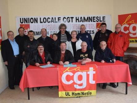 La CGT de Ham-Nesle soutiendra les salariés de la sucrerie d'Eppeville