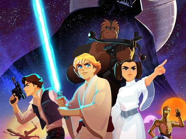 Star Wars Galaxy of Adventures : La bande annonce de la web-série animée + VOTRE AVIS !