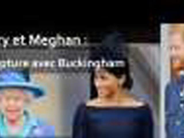 Meghan et Harry : retour sur la semaine où tout a basculé