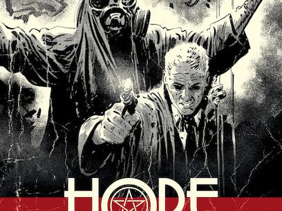 Delcourt - Hope - Un premier tome plein d'espoir ?