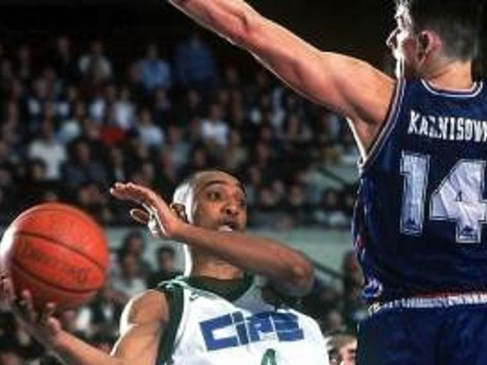 Le match rétro de la semaine : ASVEL – Efes Pilsen, Euroligue 1997 Game 3