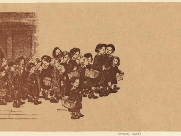 """""""La Maternelle"""" : bienvenue à l'école de 1900"""