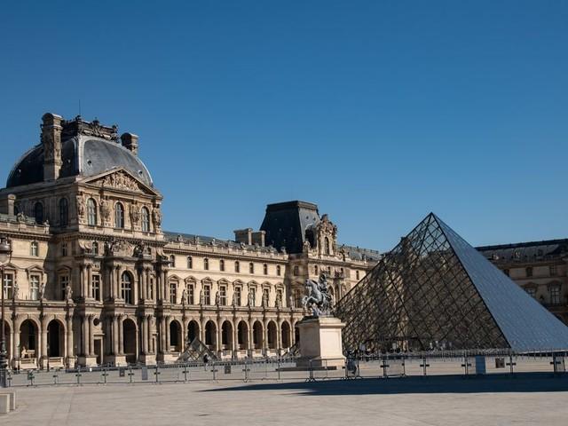 Le site Internet du Louvre plébiscité avec le confinement