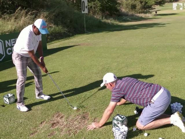 Golf - Insolite - La pire (fausse) leçon de golf de l'Histoire, par les joueurs du Tour européen