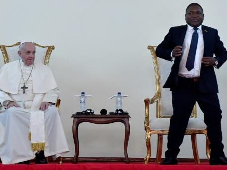 Mozambique: le pape salue l'accord de paix mais appelle à l'équité sociale