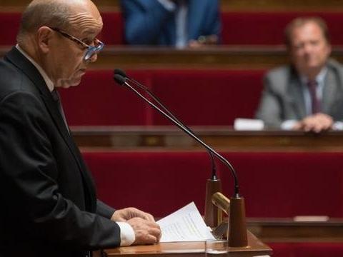 Match France-Turquie: Le chef de la diplomatie Jean-Yves Le Drian annule sa présence au Stade de France