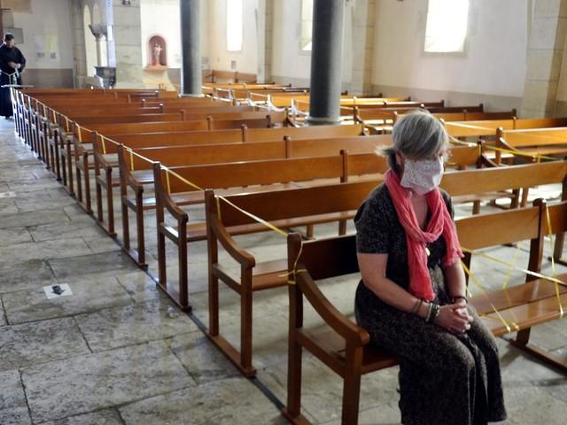 Déconfinement : les cérémonies religieuses à nouveau autorisées