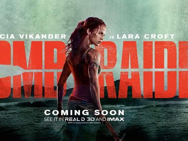 Tomb Raider : une nouvelle bande-annonce pour le reboot cinématographique !
