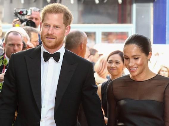 Le Prince Harry et Meghan vont passer Noël sans la famille royale