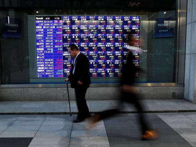 A Tokyo, le Nikkei finit en baisse de 0,09%