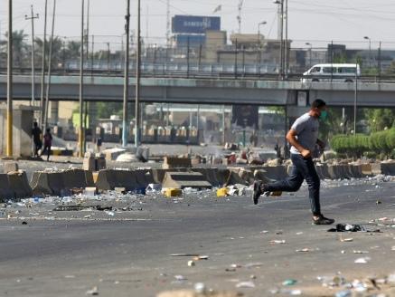 Heurts à Bagdad, appel à satisfaire les demandes de la contestation