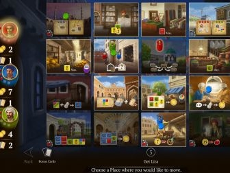Istanbul, jeux de plateau primé désormais adapté sur iPhone et iPad : devenez le meilleur marchand du Moyen-Orient