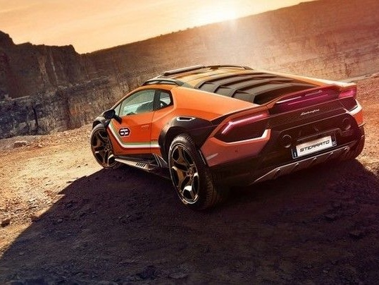"Lamborghini pourrait produire l'Huracan ""tout-terrain"""