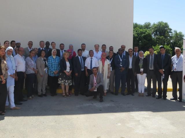 Clôture de l'atelier régional de la Convention Internationale pour la Protection des Végétaux (CIPV) pour la région du Proche-Orient et de l'Afrique du Nord