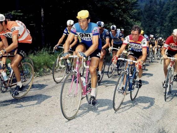 Cyclisme - Disparition - Raymond Poulidor à travers les âges