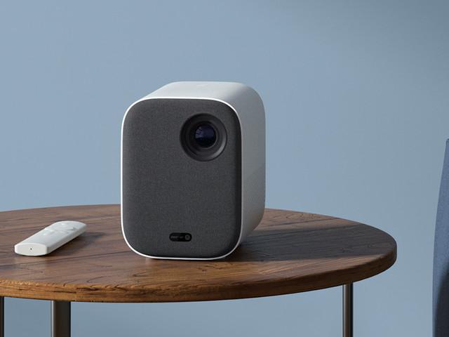 Mi Smart Compact Projector. : Xiaomi lance un petit vidéoprojecteur au prix attractif