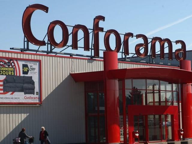 Conforama prévoit de supprimer 1.900 postes et de fermer une quarantaine de magasins en 2020 selon les syndicats