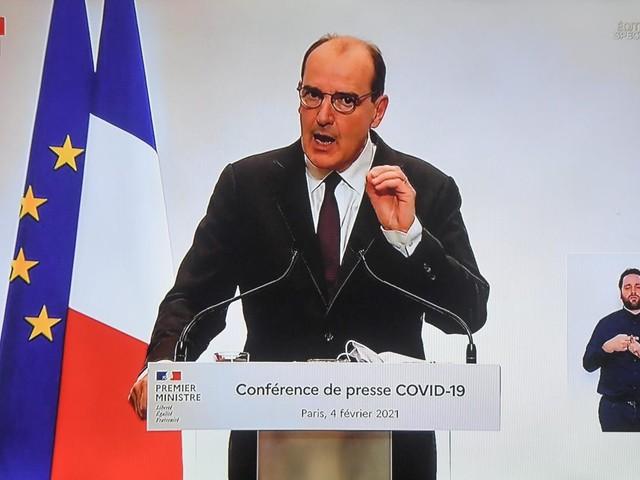 Covid-19 : le retour de Jean Castex aux conférences de presse du jeudi