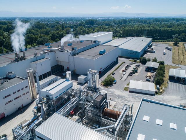 L'usine papetière Blue Paper (67) transforme ses déchets à la vapeur
