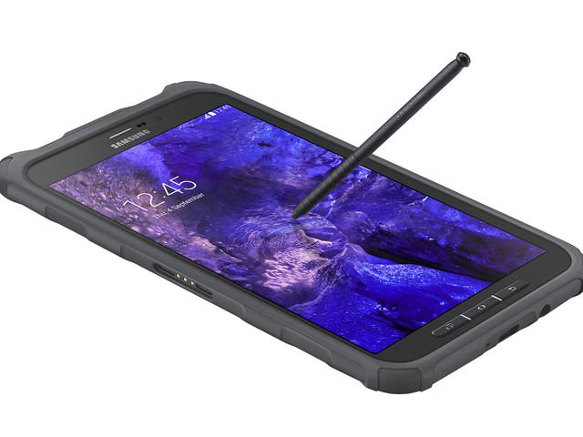Galaxy Tab Active 2 : elle sera dotée d'un S Pen, et une batterie amovible