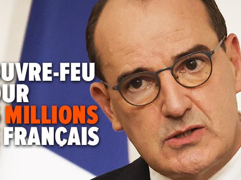 """Coronavirus en France: le Premier ministre annonce de nouvelles mesures avant un mois de novembre """"éprouvant"""""""