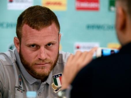 Six nations: le talonneur Luca Bigi nouveau capitaine de l'Italie