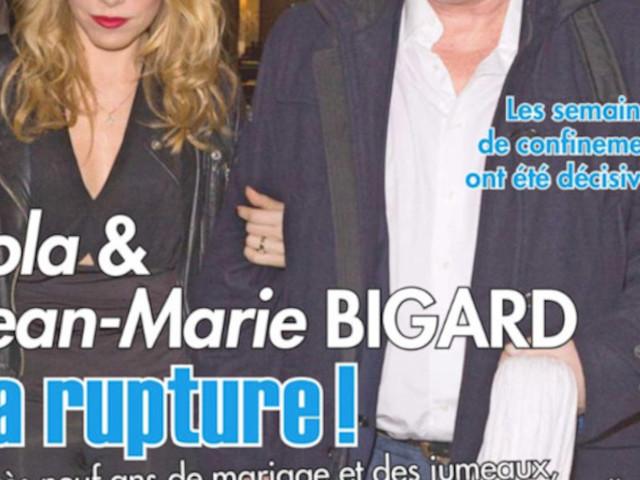 Jean-Marie Bigard, Lola Marois, la séparation – Leur vérité sur C8