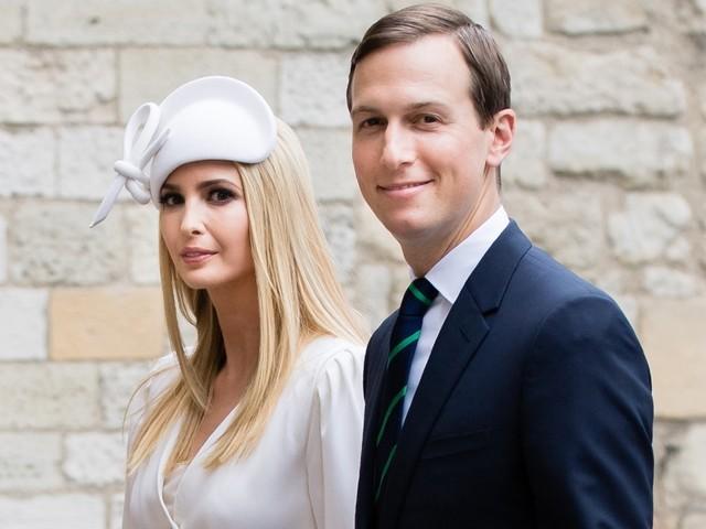 Ivanka Trump et Jared Kushner interdisent à leur protection personnelle d'utiliser leurs toilettes