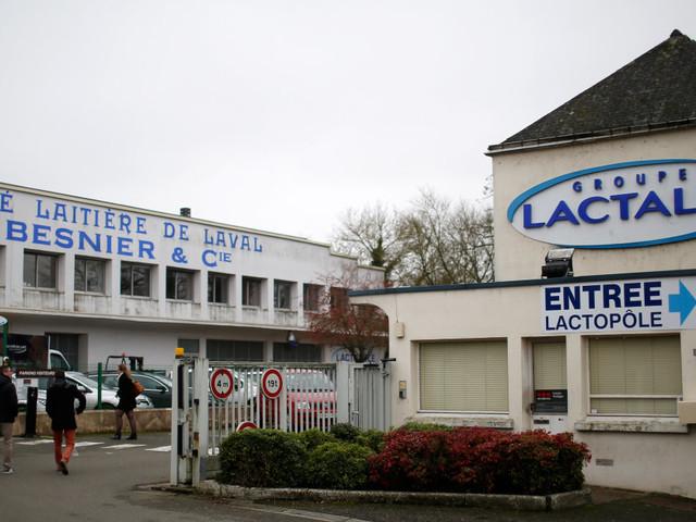 Le siège de Lactalis et l'usine de Craon perquisitionnés dans le cadre du scandale du lait contaminé