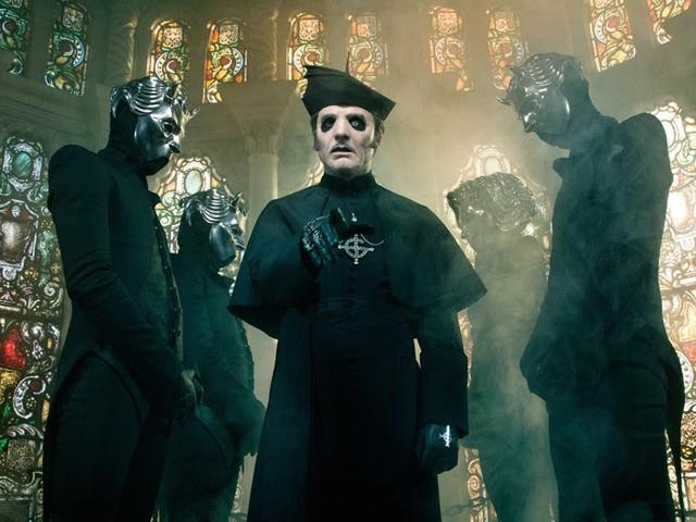 Ghost : 2 titres en live chez Quotidien (sans pub !)