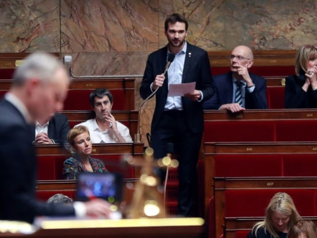 """""""Gilets jaunes"""": Bernalicis (LFI) porte plainte contre Castaner"""
