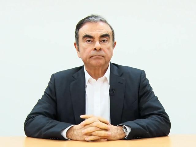 Carlos Ghosn annonce poursuivre Renault aux prud'hommes