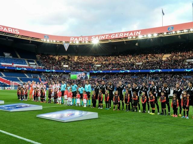 Pas de huis clos pour le PSG face à Manchester United
