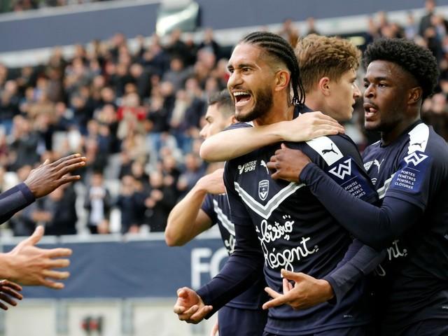 Bordeaux renverse Monaco et se hisse sur le podium