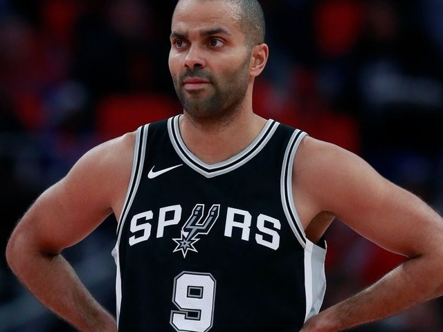 NBA: Le numéro 9 de Tony Parker aux San Antonio Spurs retiré