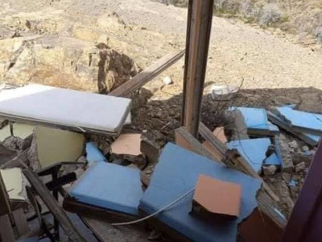 Les vents violents font de gros dégâts à Taroudant
