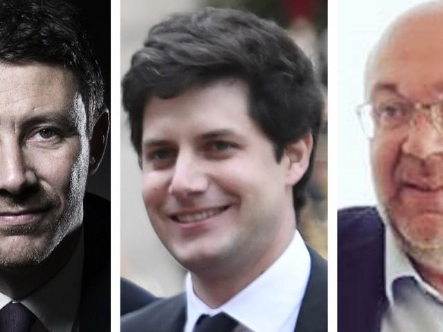 Stéphane Travert, Julien Denormandie, Benjamin Griveaux ces trois proches qu'Emmanuel Macron a promu