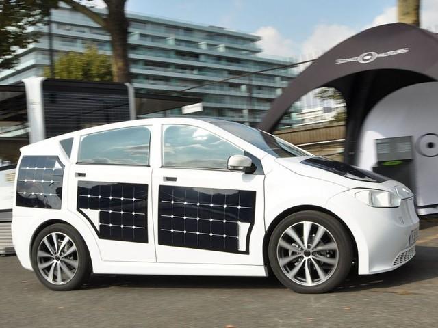 Sono Sion : au volant du monospace solaire à 16.000 €