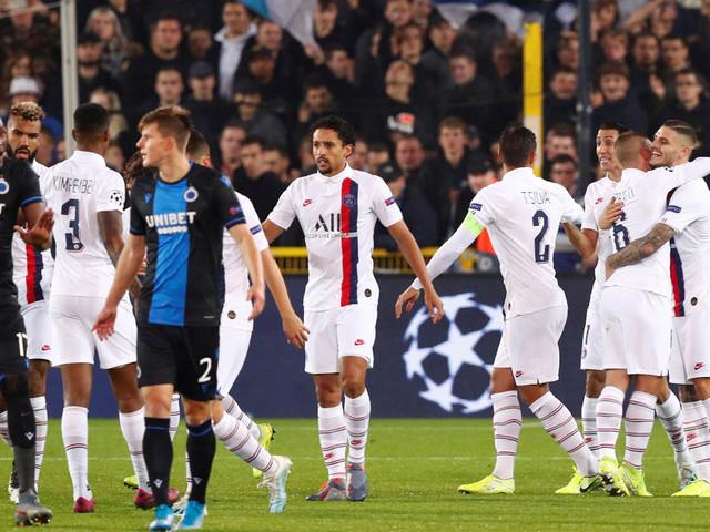 Ligue des champions : le PSG étrille Bruges et fait un grand pas vers les 8es de finale