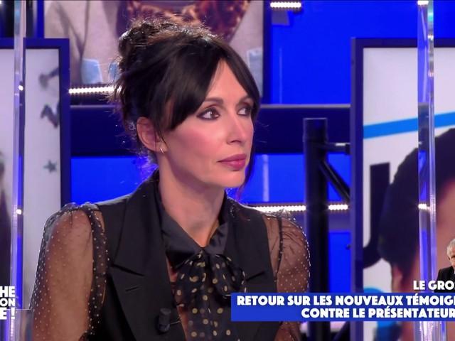 """Patrick Poivre d'Arvor : Géraldine Maillet révèle avoir été """"draguée lourdement"""" par le journaliste"""