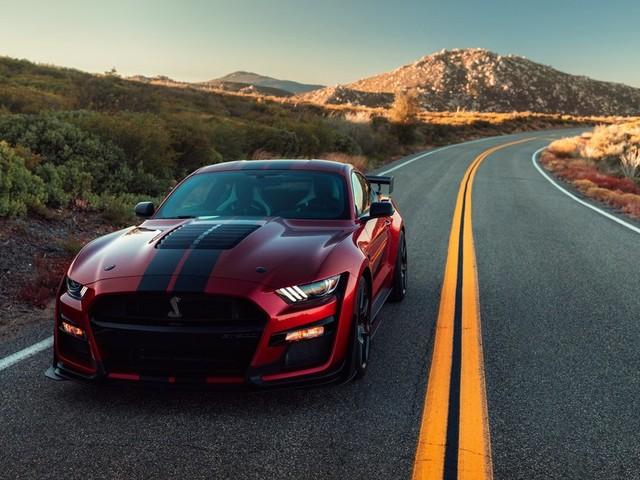 Première canadienne pour la Ford Shelby GT500 2020