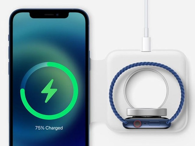Le chargeur MagSafe Duo obtient sa certification