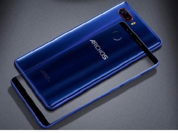 Smartphone : Archos joue la carte du haut de gamme avec le Diamond Omega