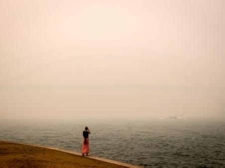 Sydney, sous un nuage toxique, lancera les festivités du Nouvel An