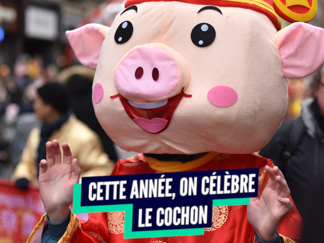 Top 20 des plus belles photos du Nouvel An chinois 2019, partout dans le monde